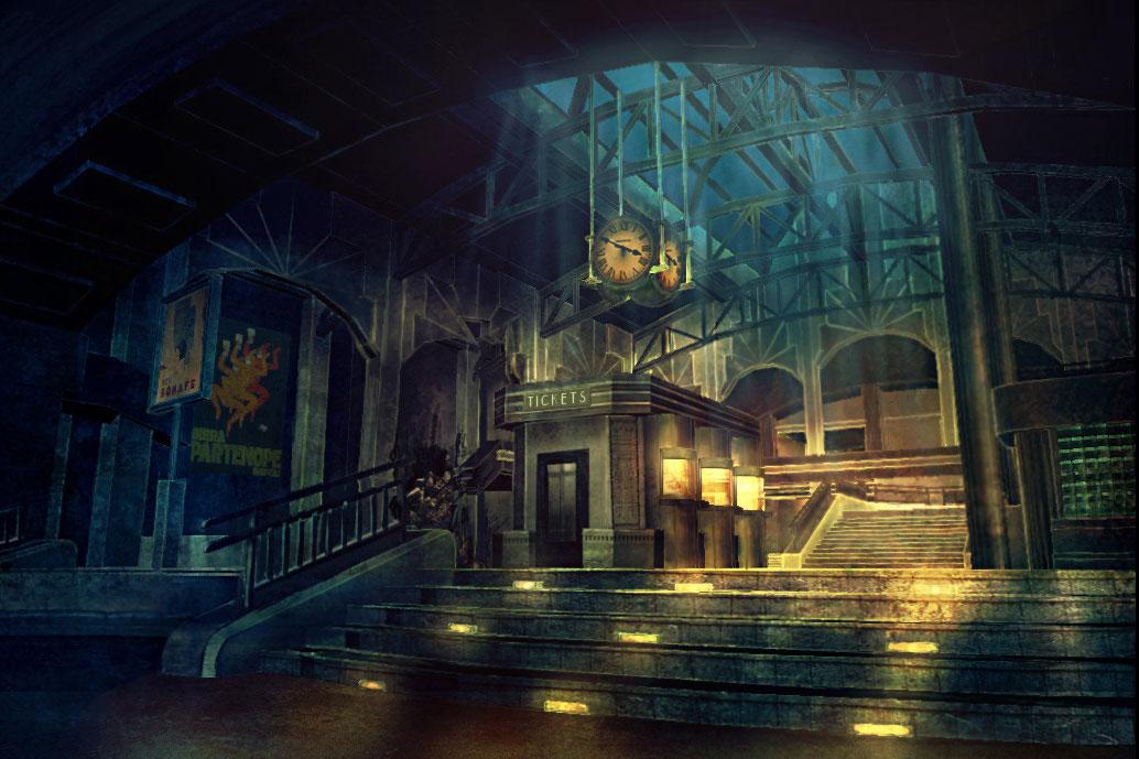 Bioshock  Online Room
